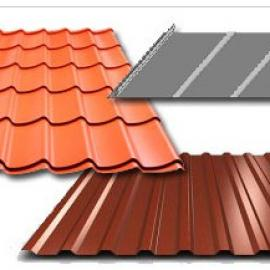 Metal Roofing - Siding